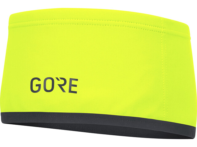 GORE WEAR Windstopper Headband neon yellow
